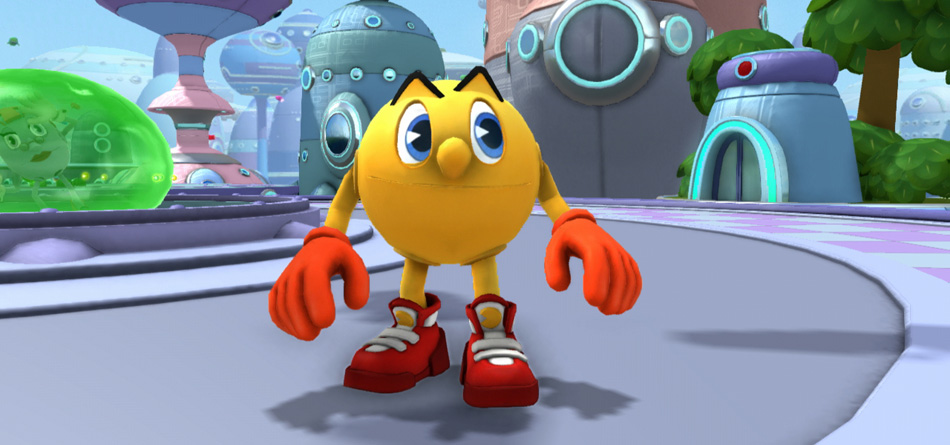 PAC-MAN and the Ghostly Adventures Screenshot 12