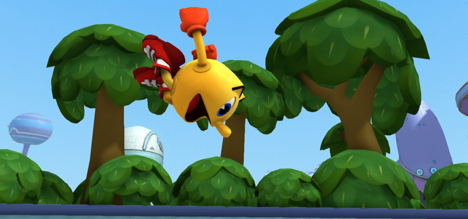 PAC-MAN and the Ghostly Adventures Screenshot 14