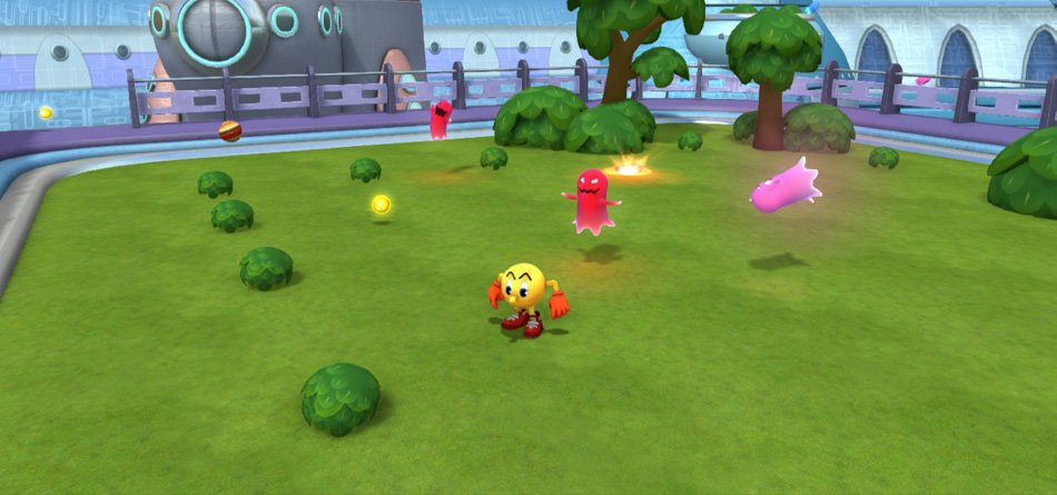 PAC-MAN and the Ghostly Adventures Screenshot 17