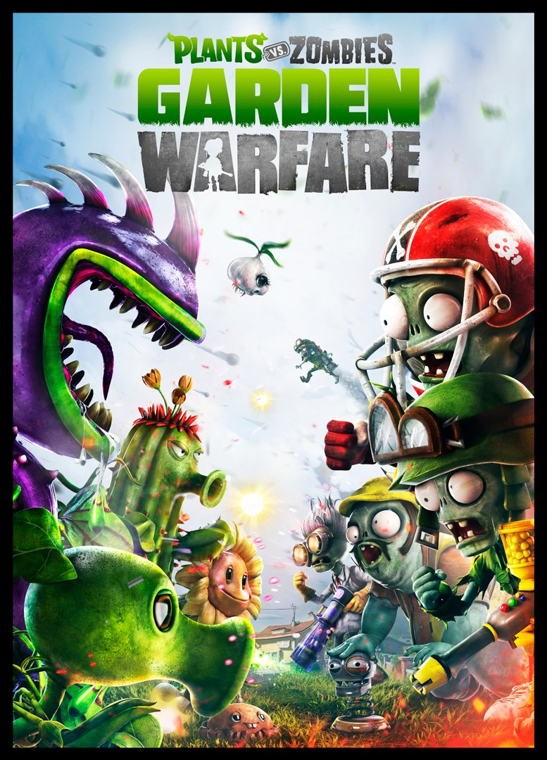 Plants vs. Zombies: Garden Warfare (2014) PC | ��������