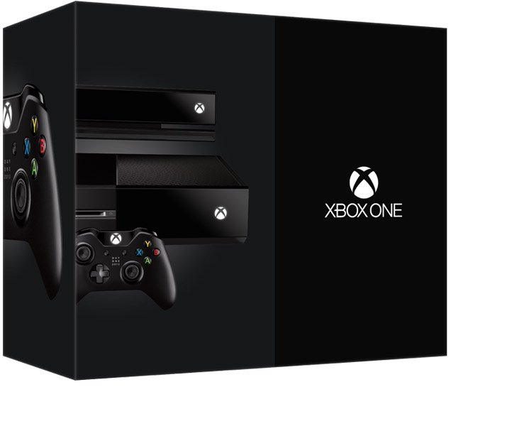 Xbox One Day One Box
