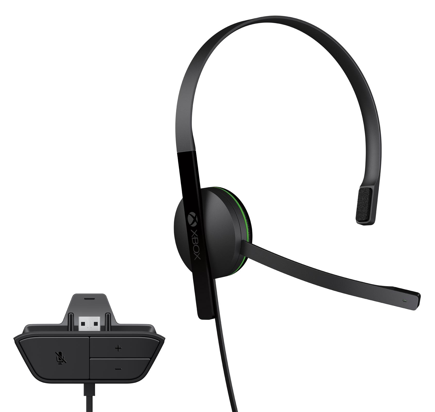 Chat Headset with Adapter