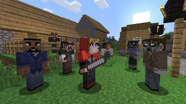 Skin Pack 5 Walking Dead 2