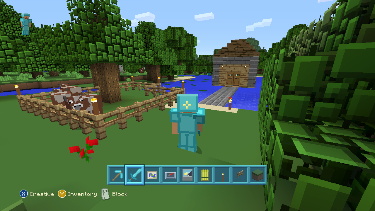 Minecraft Is Getting Its First Ever Texture Pack