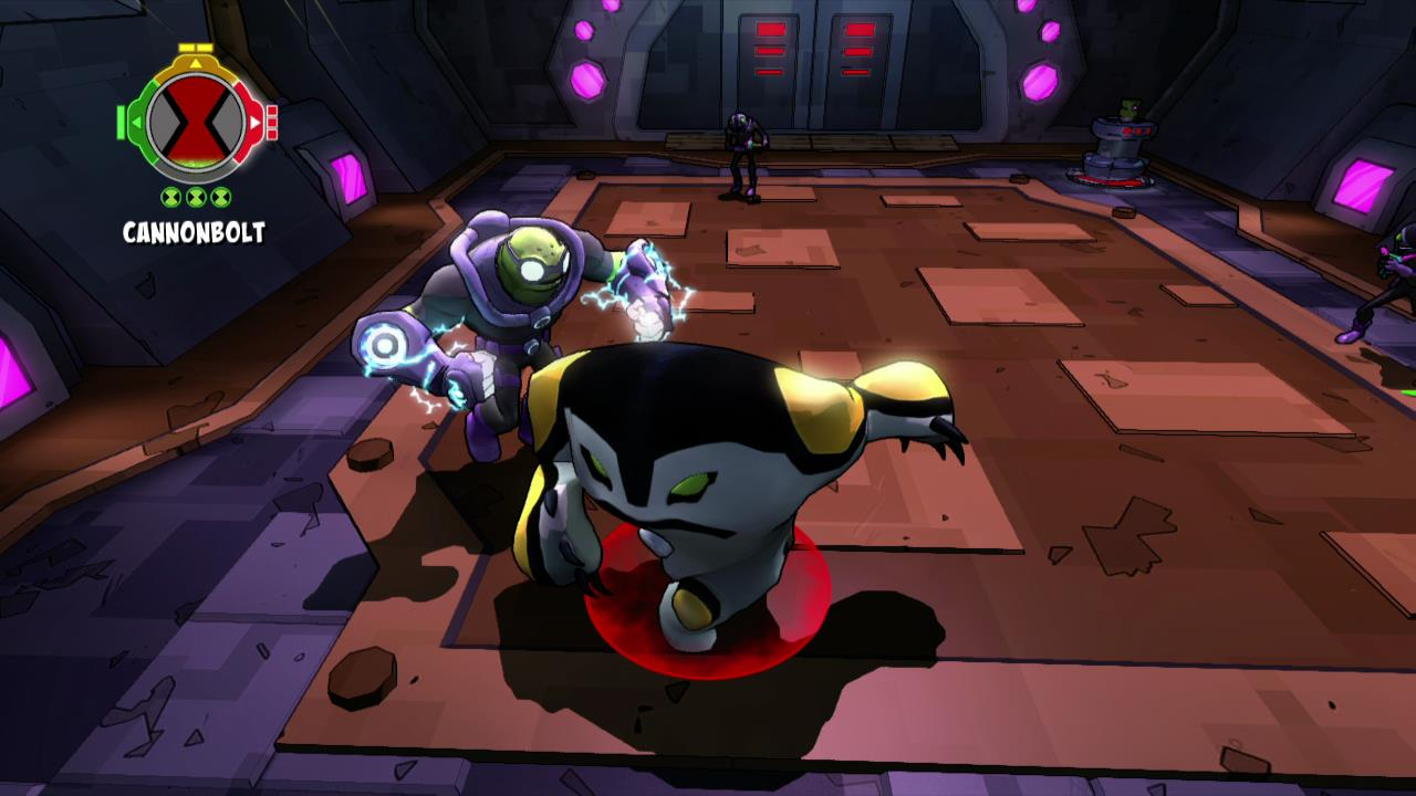 Ben 10 Omniverse 2 The Video Game - Page 3 023662