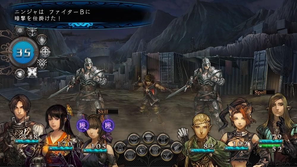 Stranger of Sword City: White Palace, game de X360 chegará ao Vita
