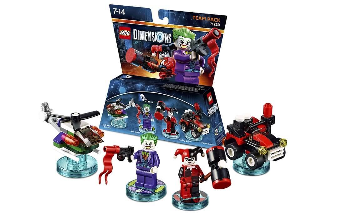 LEGO Dimensions Details Funpacks