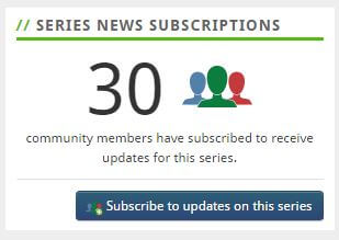 Series Subscription Panel