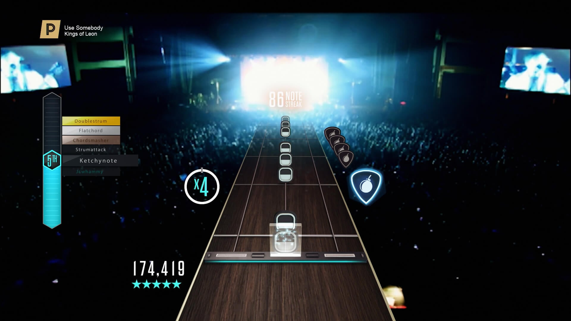 Six Songs Coming To Guitar Hero Live