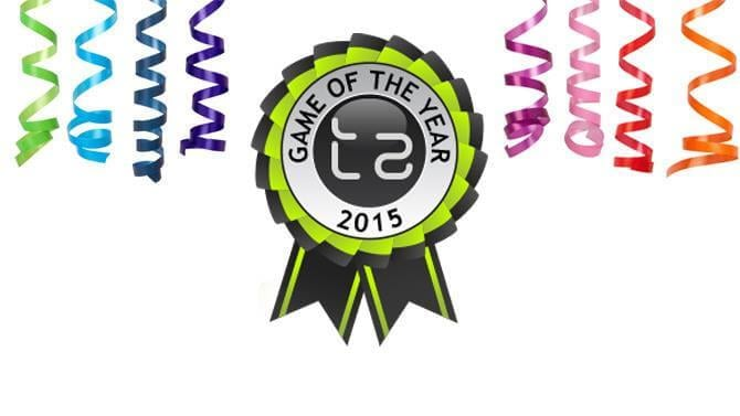 Staff Game of the Year 2015