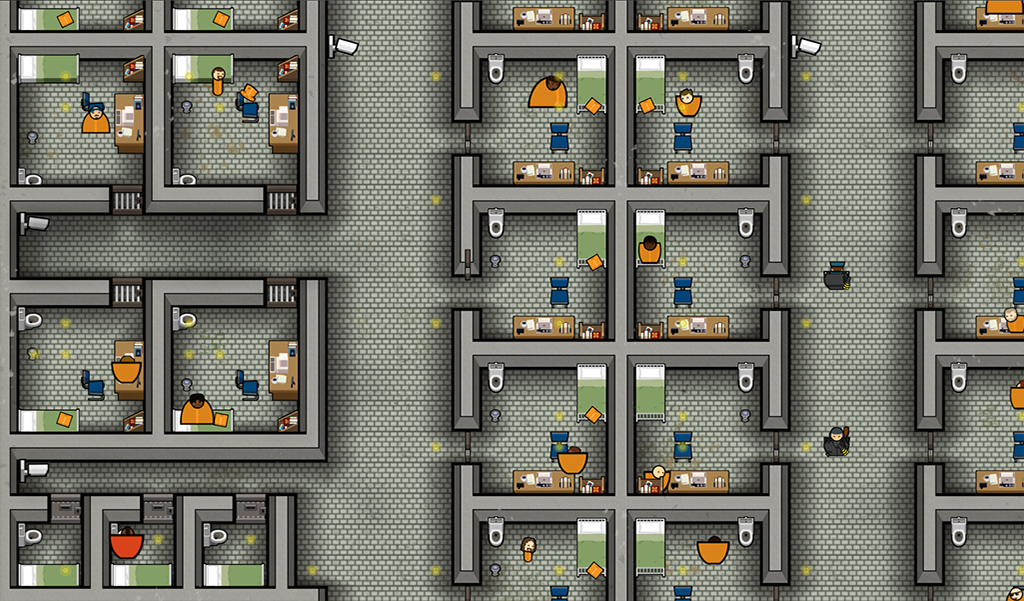 prison architect ps4 how to get prisoners