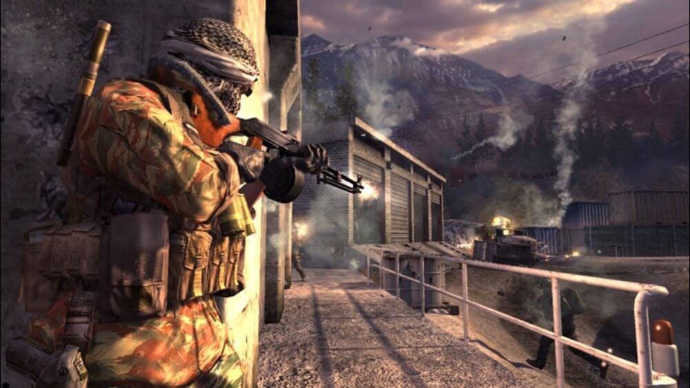 скачать игру Call Of Duty Modern Warfare 4 2007 через торрент - фото 7