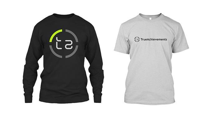 Official TrueAchievements T-shirts