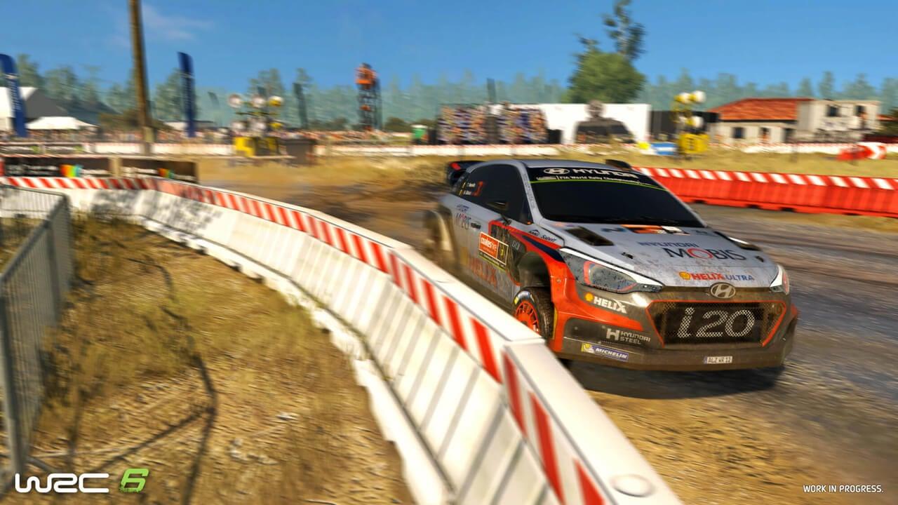 WRC 6 Screen 2