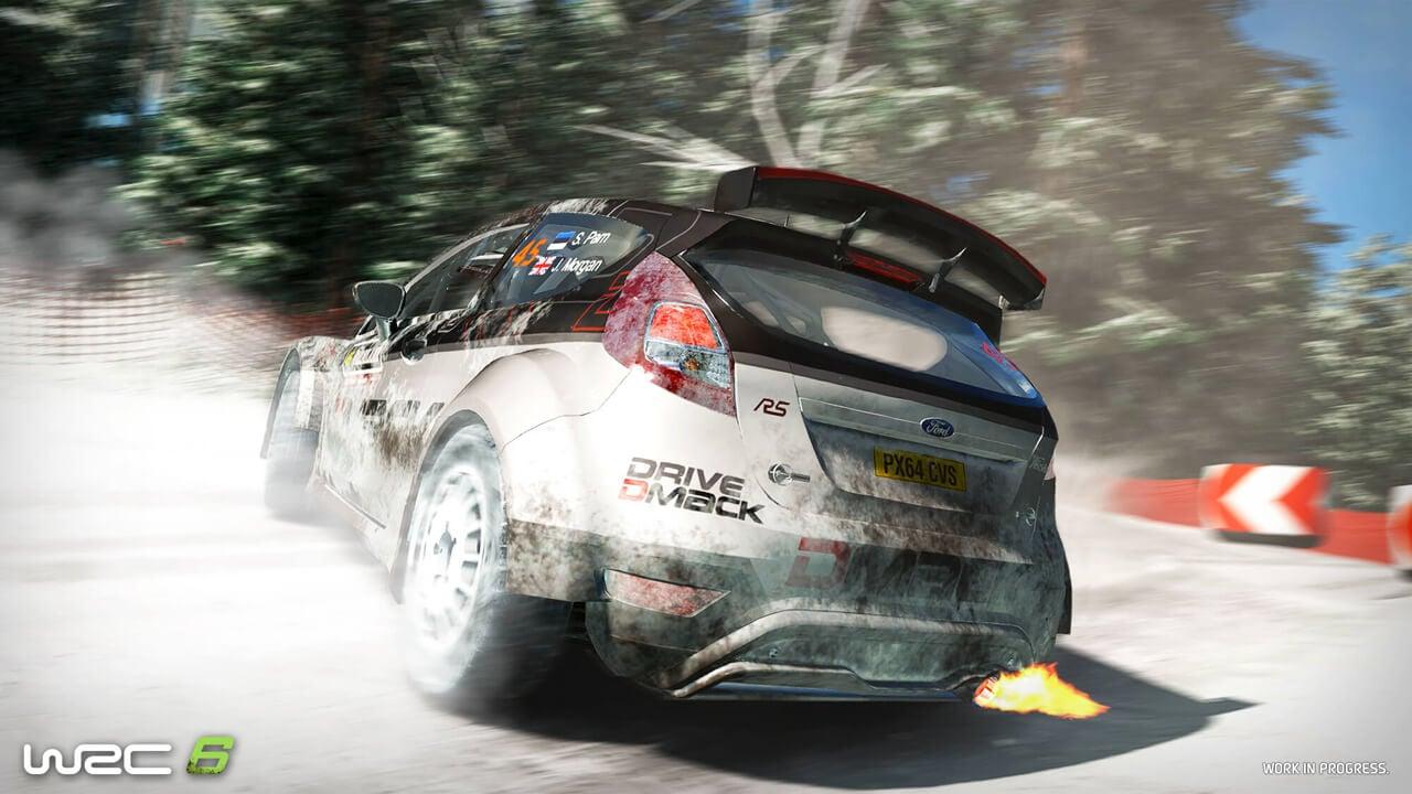 WRC 6 Screen 5
