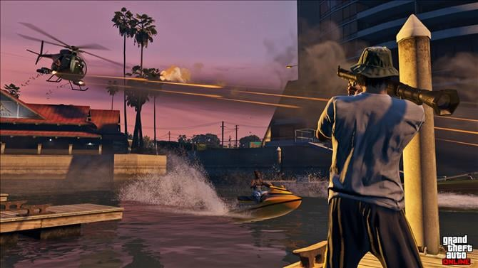 Grand Theft Auto V's Freemode Week Brings Double RP and GTA$