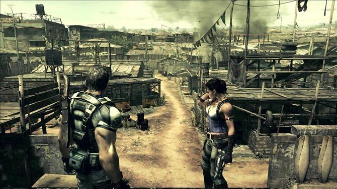 Resident Evil 5 Achievement List