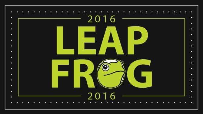 Leap Frog Stats - Days 31- 40