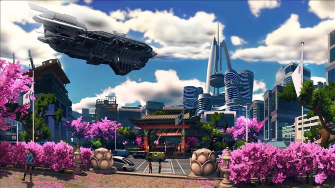 E3 2016: Agents of Mayhem's Wacky and Colorful World