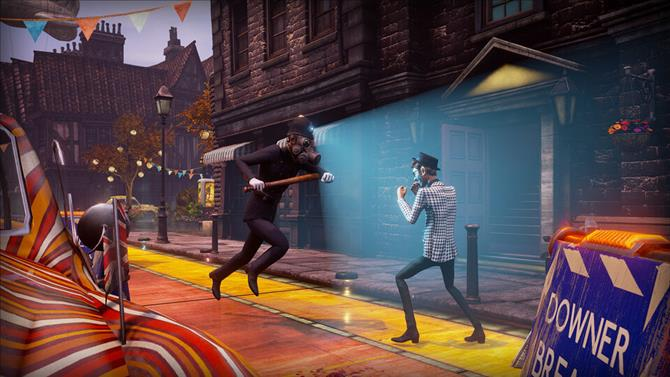 In We Happy Few, It's a Scary World For Those Who Don't Conform