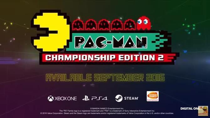 Pac-Man Championship Edition 2 Announced