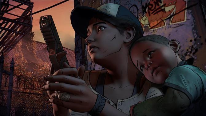 More The Walking Dead: Season Three Details
