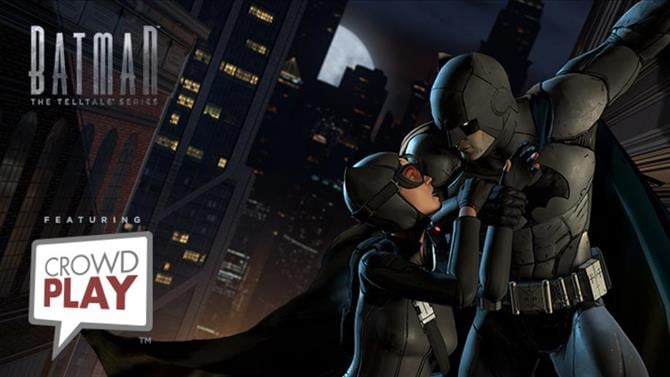 Telltale Talks New Crowd Play Multiplayer in BATMAN – The Telltale Series
