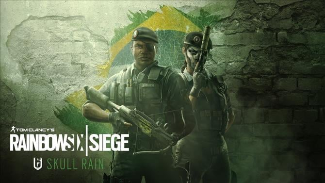 Meet Rainbow Six Siege's New Operators, Patch to Add Tactical Realism Mode