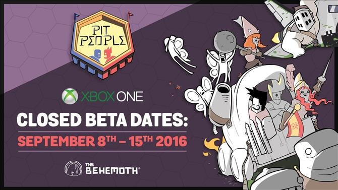 Pit People's Closed Beta Starts September 8th