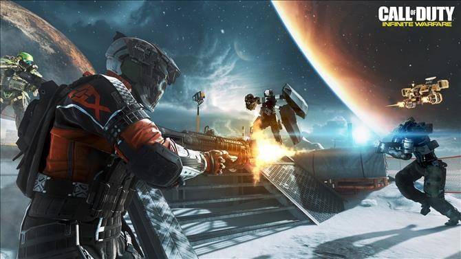 Call of Duty: Infinite Warfare Beta Details Announced