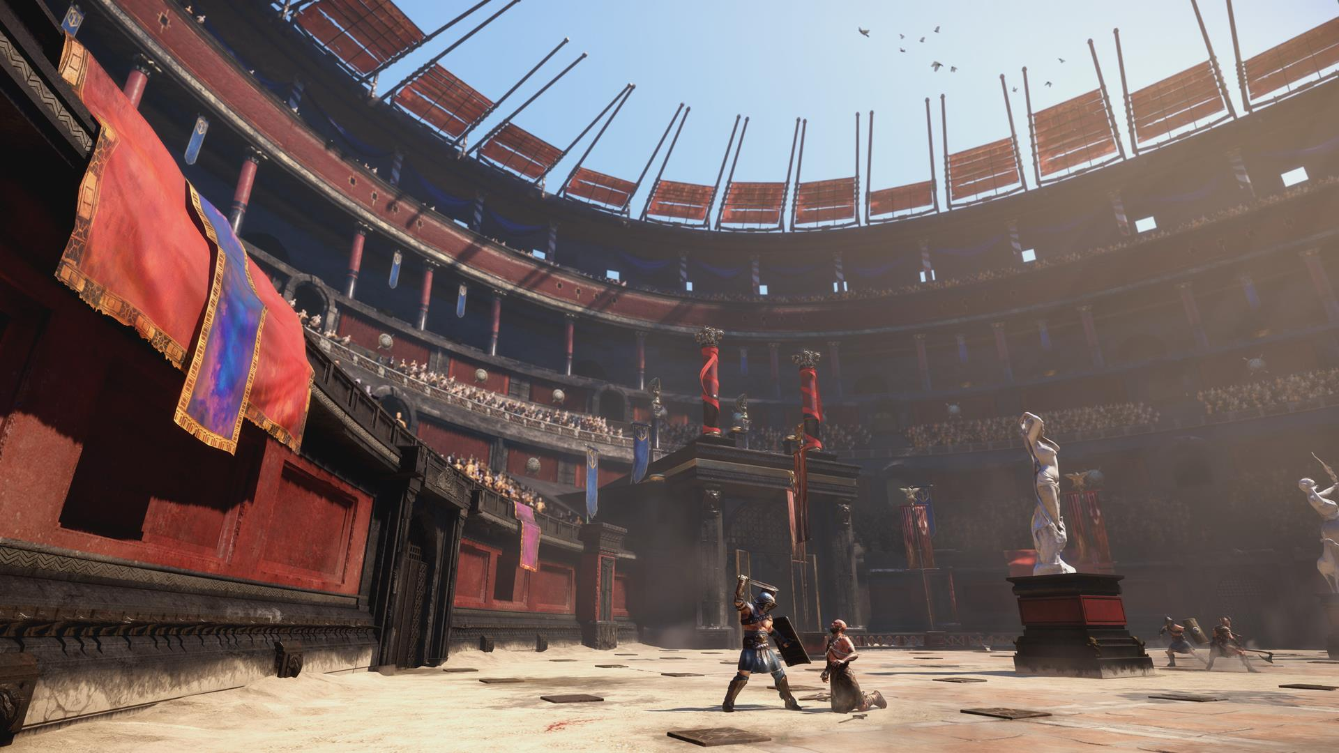 Brothers In Arms in Ryse: Son of Rome
