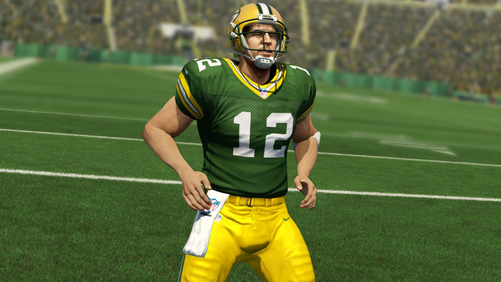 Going for Gold in Madden NFL 25 (Xbox One)