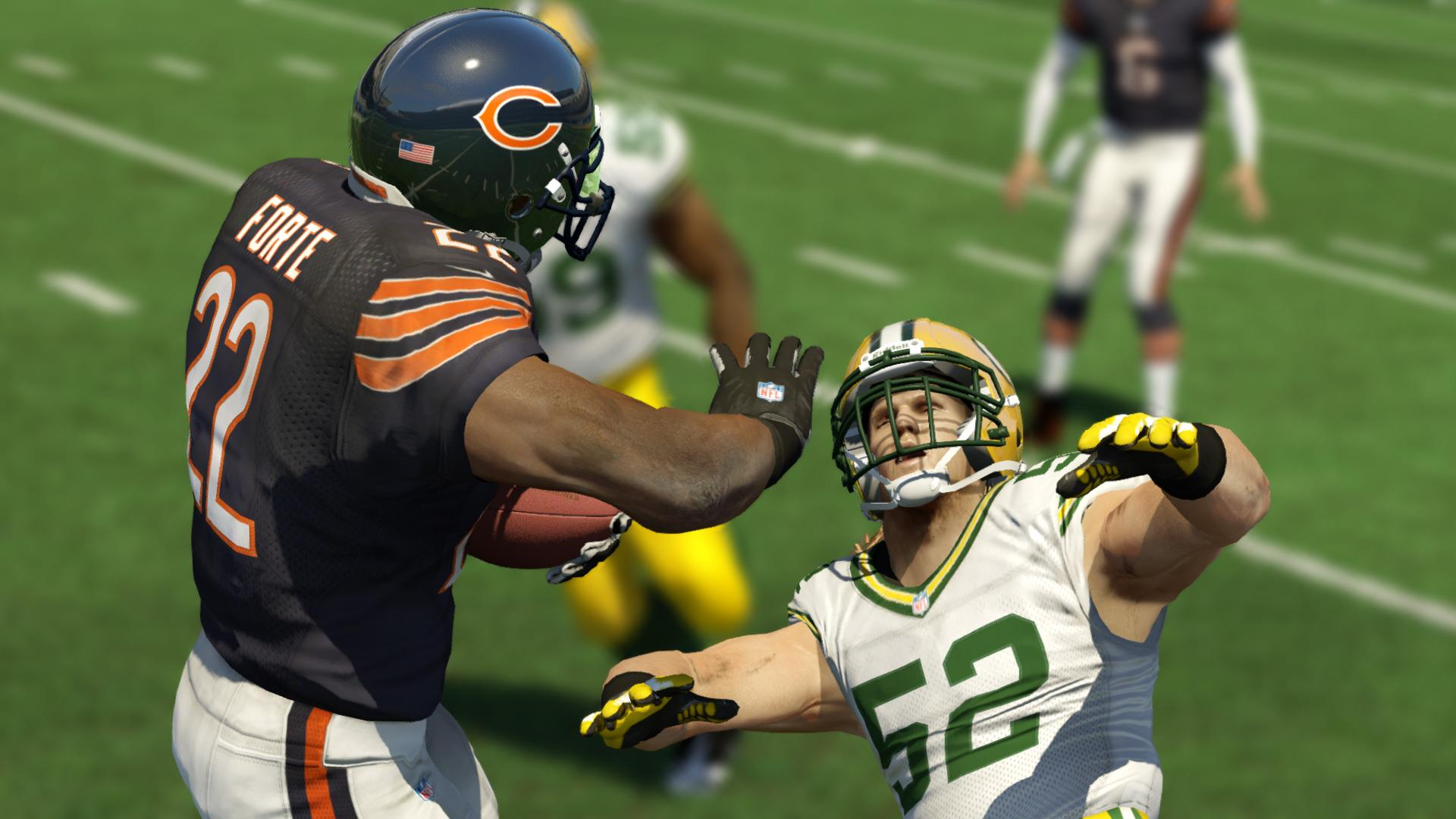 Matt Forte Legacy Award in Madden NFL 25 (Xbox One)