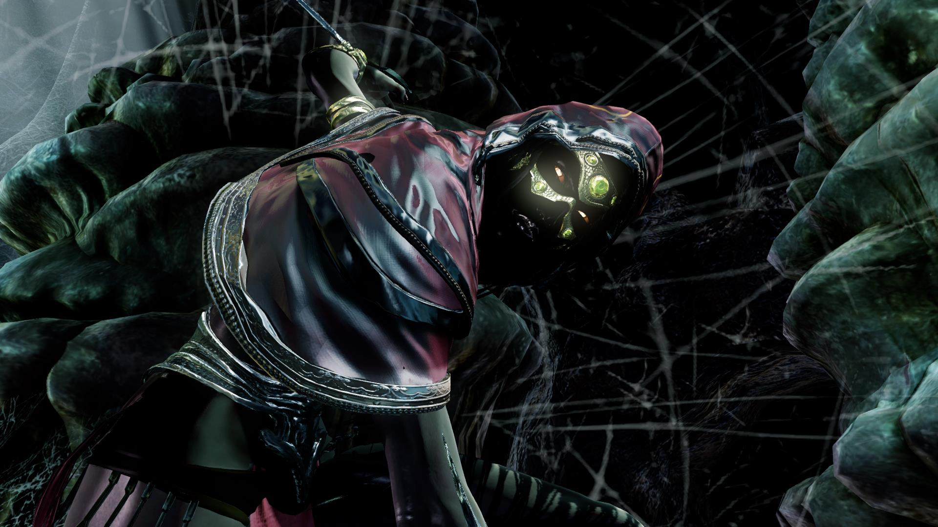 Sadira's Endurance in Killer Instinct