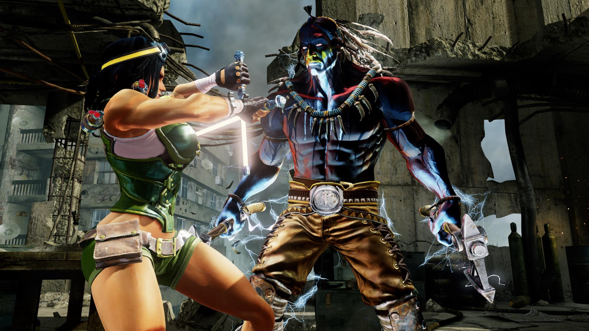 Survival Orchid in Killer Instinct