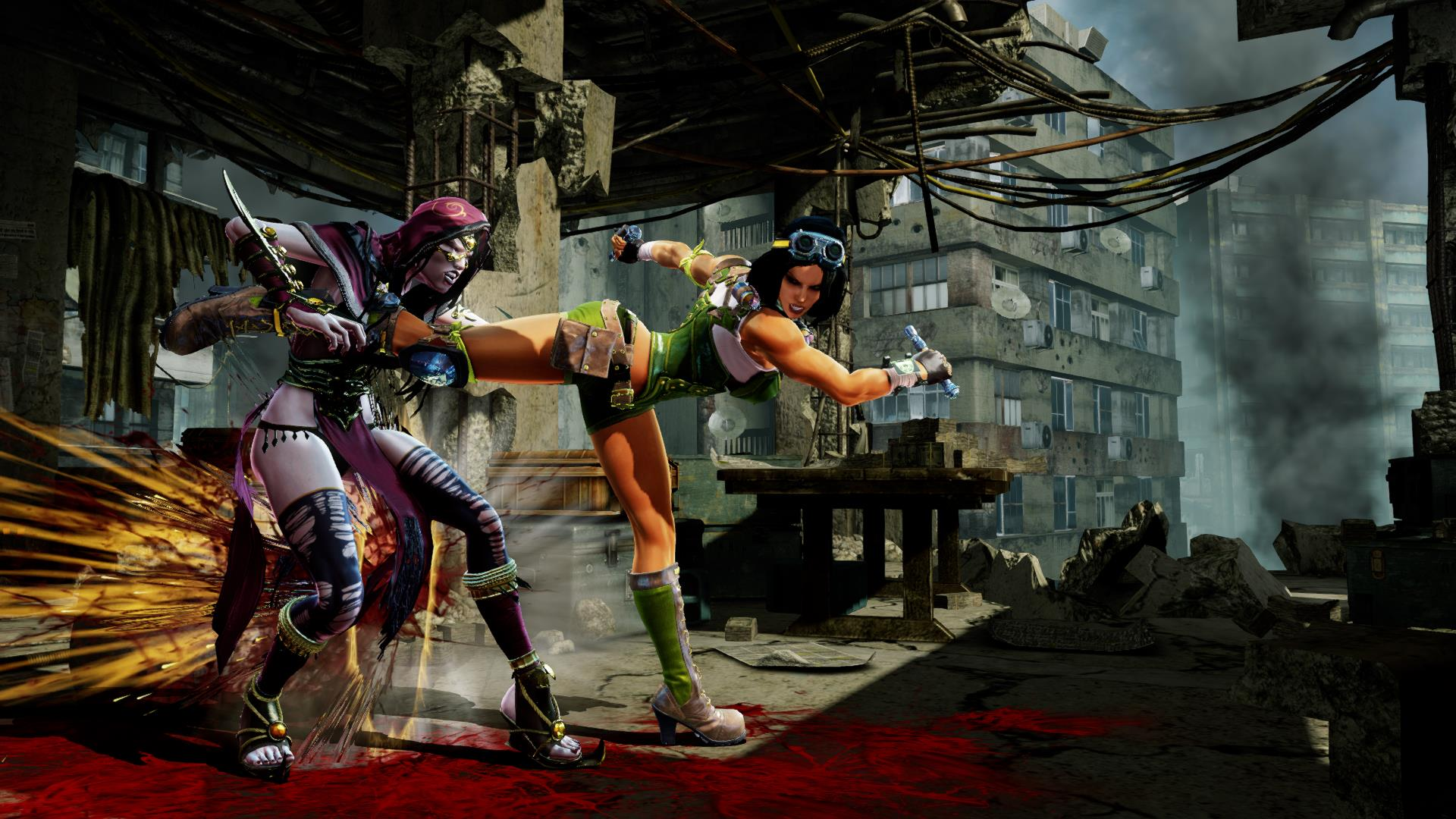 Orchid Apprentice in Killer Instinct