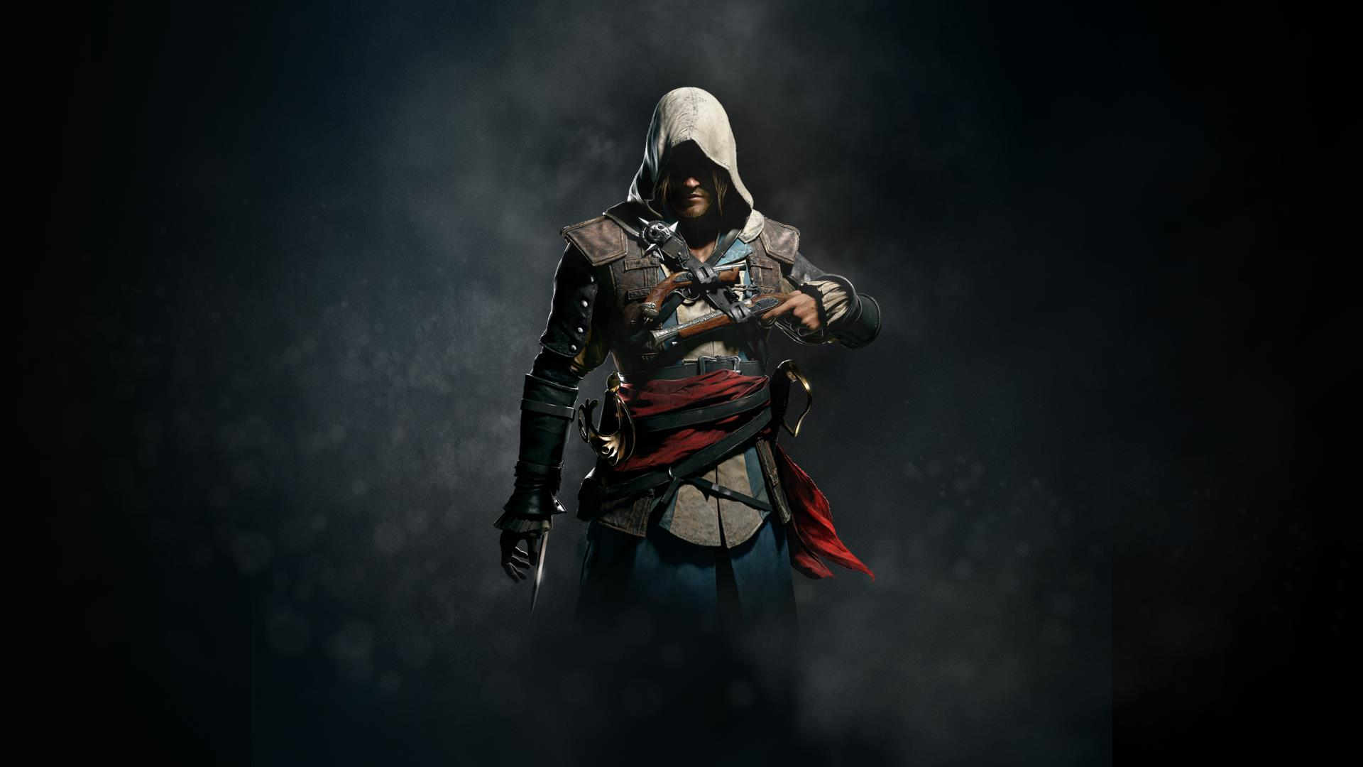 Mer-man in Assassin's Creed IV: Black Flag (Xbox One)