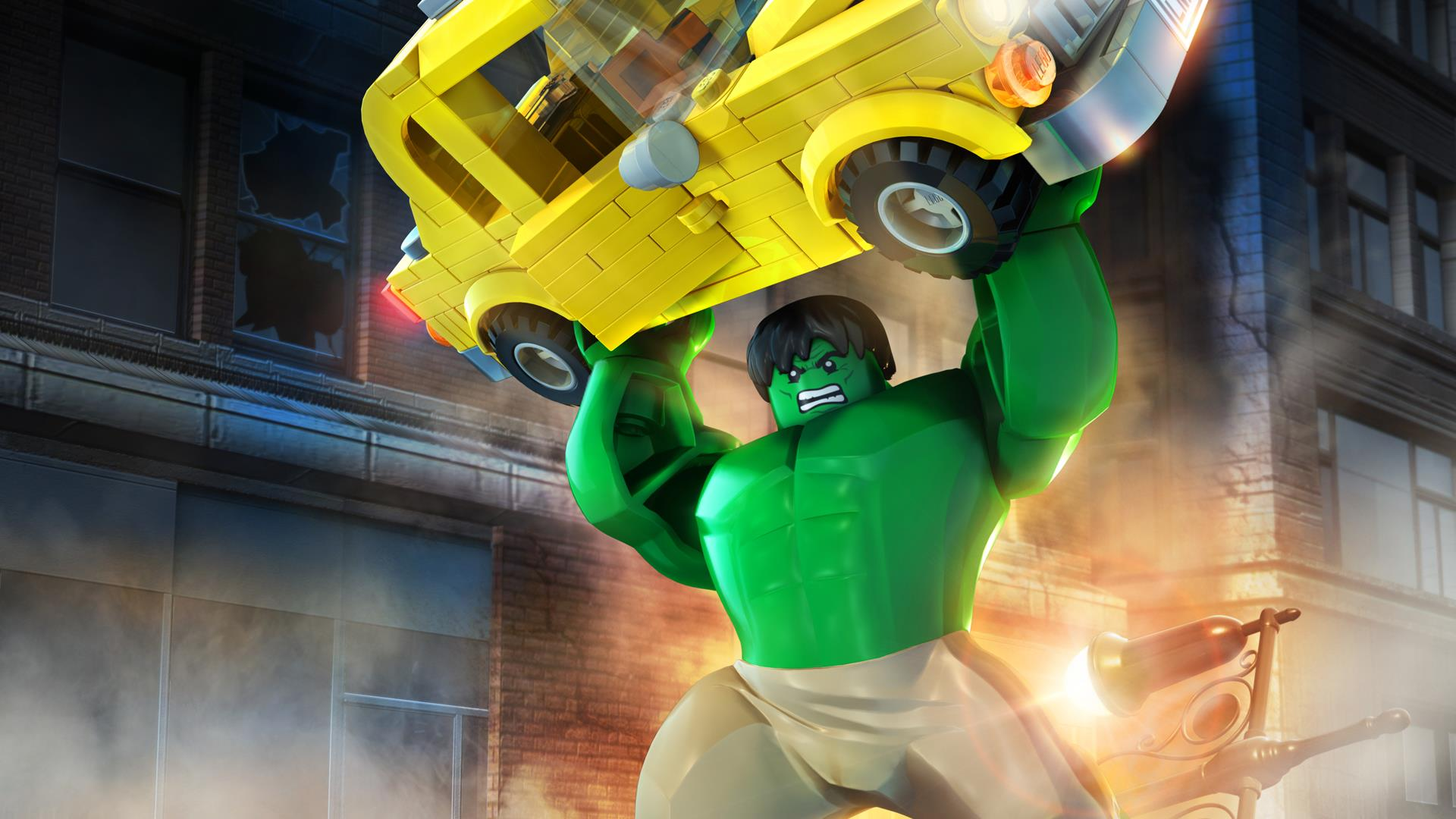 I'm Always Angry! in LEGO Marvel Super Heroes (Xbox One)