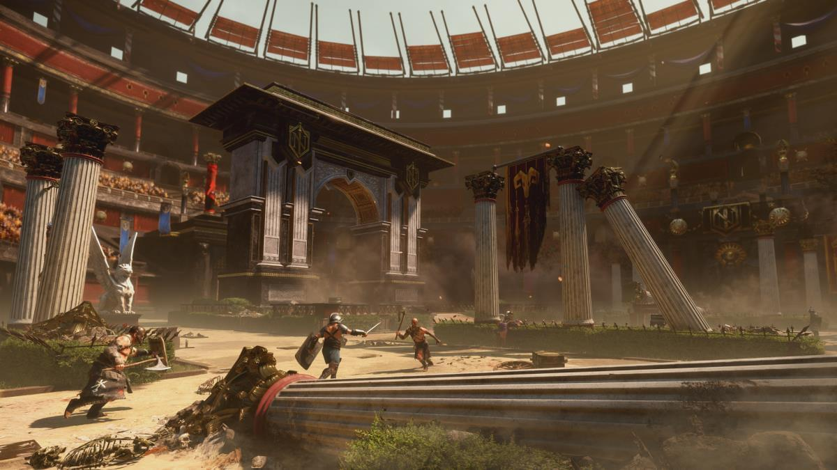 Only The Finest achievement in Ryse: Son of Rome