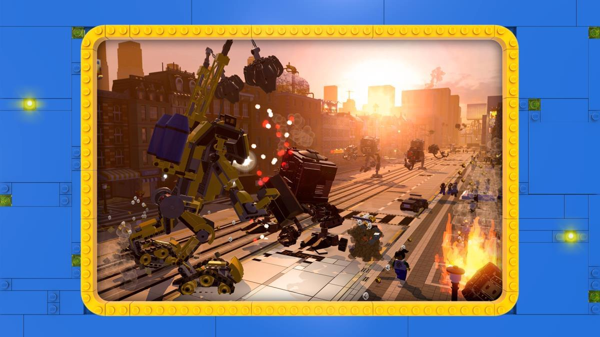Release Every Micro Manager Achievement In The Lego Movie Videogame