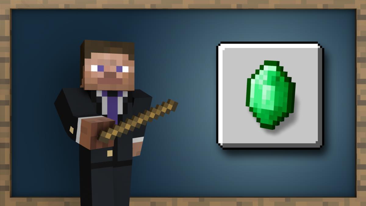 The Haggler Achievement in Minecraft: Xbox One Edition
