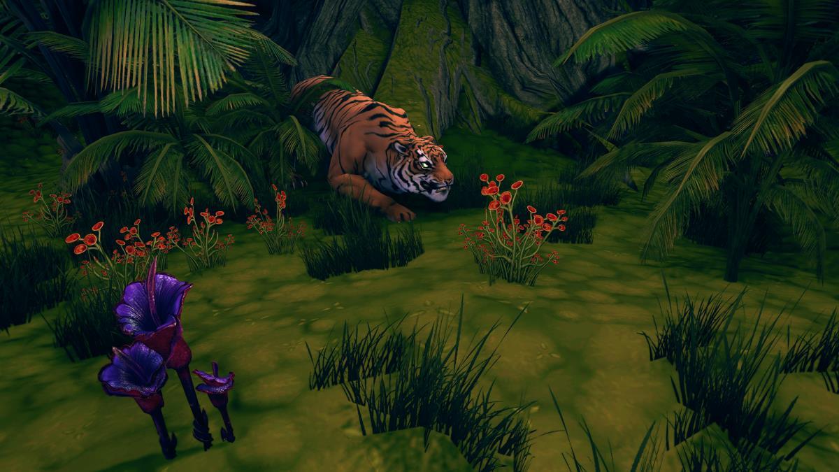 Tiger Neverwinter
