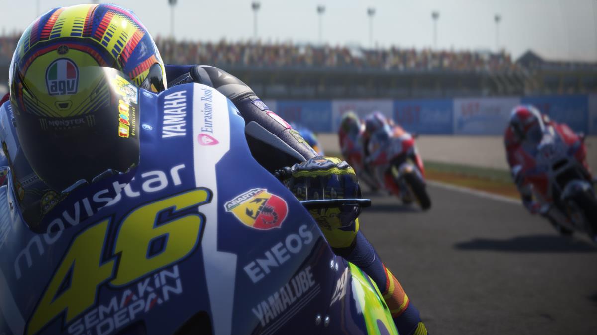 Connected! Achievement in MotoGP 15