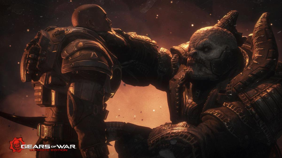 Seriously Achievement In Gears Of War Ultimate Edition