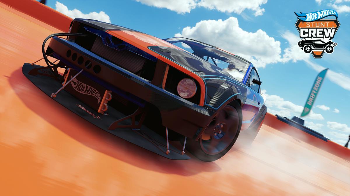 Hot Wheels Stunt Master Achievement in Forza Horizon 3