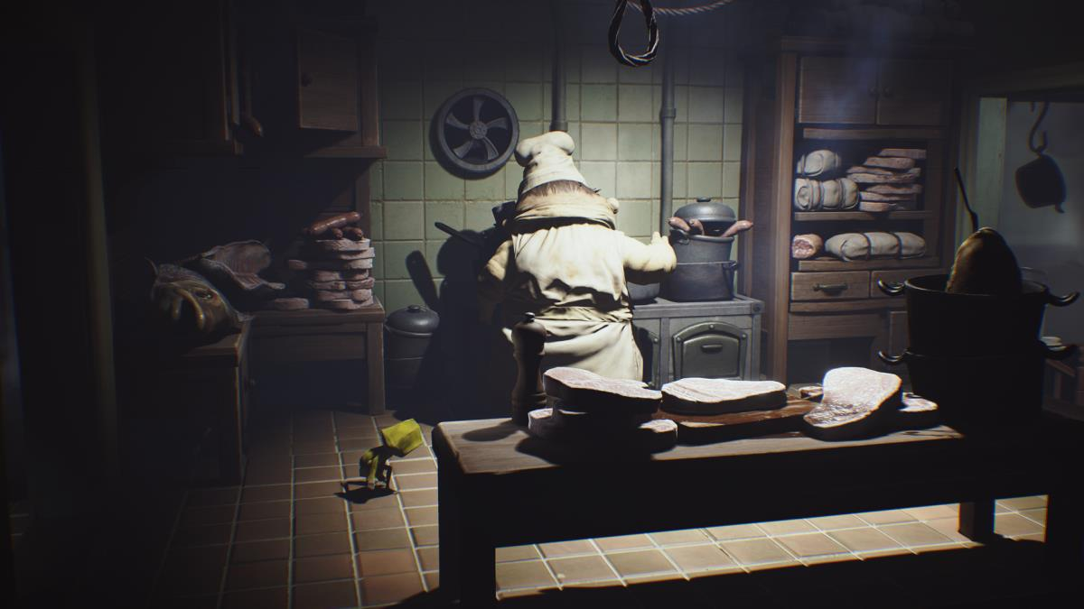 Little Nightmares The Kitchen Walkthrough