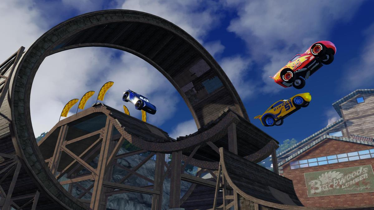King Of The Playground Achievement In Cars 3 Driven To Win