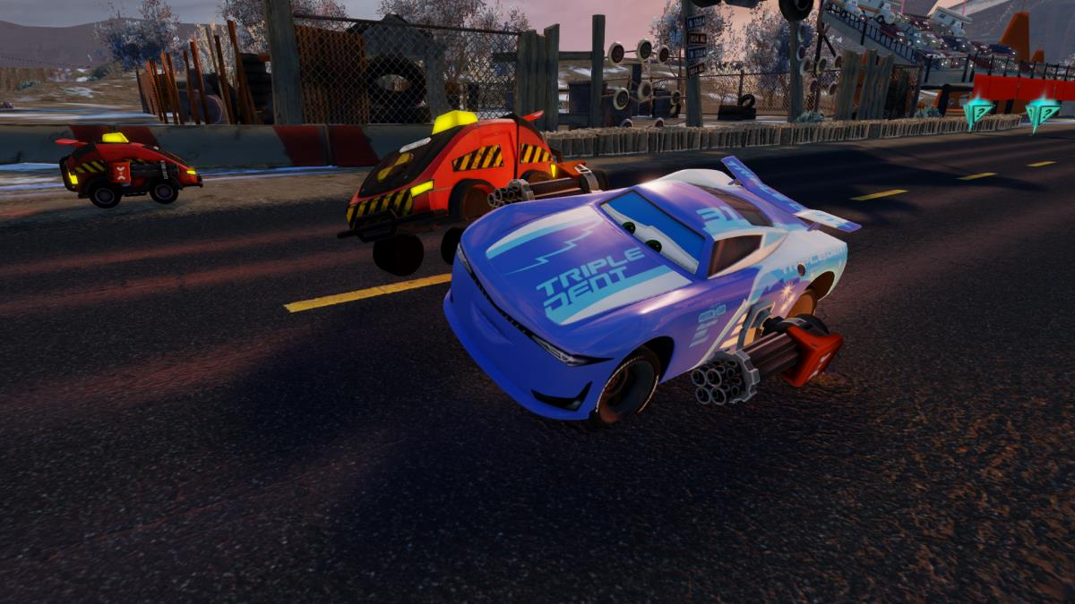 Kart Contact Achievement In Cars 3 Driven To Win