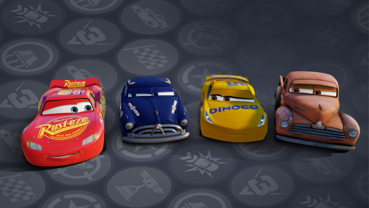 Everybody S Here Achievement In Cars 3 Driven To Win
