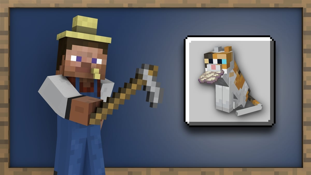 Where have you been? Achievement in Minecraft